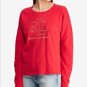 Ralph Lauren Logo Pullover NWT